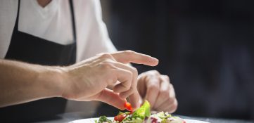 Vegetarisk catering